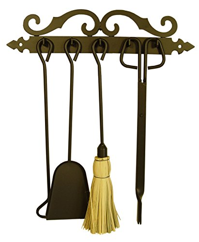 Imex El Zorro 10025 Percha cuelga útiles con 4 utensilios (44 cm)