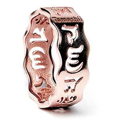 Tamashii Anello Donna Gioielli Rings Misura 18 Trendy cod. RHS900-01-18