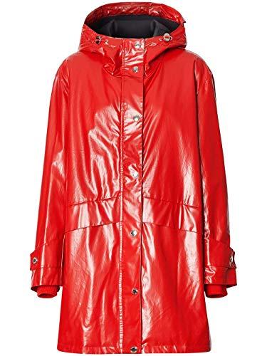BURBERRY Luxury Fashion Damen 8022739 Rot Jacke | Jahreszeit Permanent