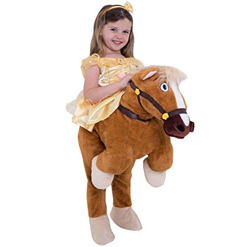 "Morphcostumes Mlkdrpbes""Disney Princess pony costume, 3-4anni"