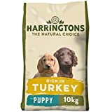 Harringtons Complete Dry Puppy Food Rich In Turkey & Rice 10 Kg