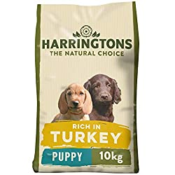 Complete puppy food rich in turkey and rice With no articial colours or flavours, no dairy, no soya and no added wheat With citrus antioxidants, nutrient rich kelp, Omega 6 and 3 fatty acids and yucca extract With added yeast to help support healthy ...