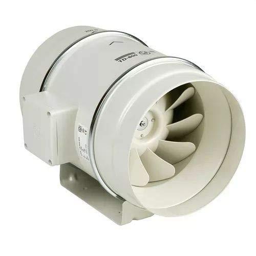 S & TD350, 125 cm ventilator, 350 m/u.