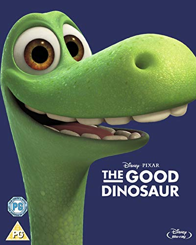 The Good Dinosaur [Blu-ray] [UK Import]