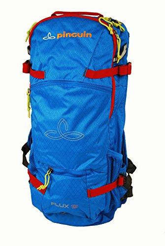 Pinguin FLUX 15 Sac à dos technique pour freeride, VTT, randonnée et randonnée (bleu)