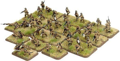 Hohei Platoon With Three Squads Hohei Chutai by Flames of War