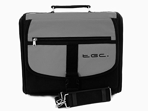 TGC Microsoft Xbox One X Deluxe Console Carry Bag/Case by The (Black &...