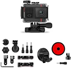 Garmin VIRB Ultra 30 with Adjustable Mounting Arm Kit and Auto Dash Suction Mount for Virb X & XE
