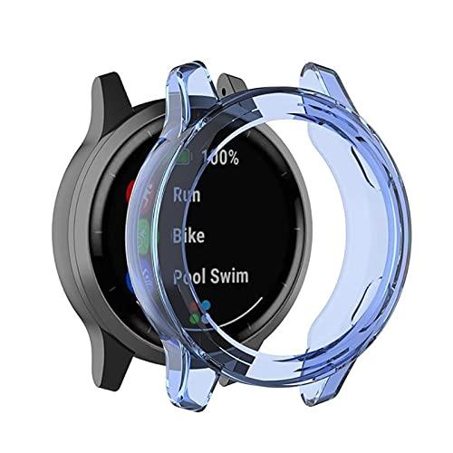 Protective Case for Garmin Vivoactive 4 4S TPU Cover Slim Smart Watch...