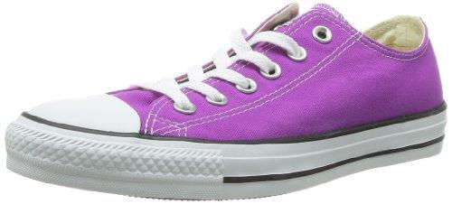 Converse Unisex-Erwachsene Chuck Taylor All Star Season Ox Sneaker, Violett (VIOLET FLEUR CACTUS), 36 EU