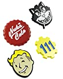 Fallout Nuka Cola, 111 Shelter, Atom Cat and Vault Boy...