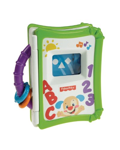 Fisher-Price - Mi Primer Libro Digital,...