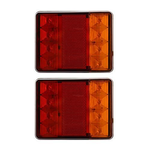 No Brand® autolader voor aanhanger, vrachtwagen, boot, UTE, UTV, MTB, caravan, LD1715, 2 stuks