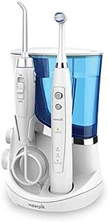 Waterpik Complete Care 5.5 Water Flosser & Oscillating Toothbrush - White