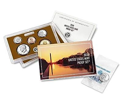 2020 S Proof Set with BonusW Jefferson Nickel Mint Packaged