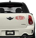Du Pont Automotive Brands Automotive Decal/Bumper Sticker