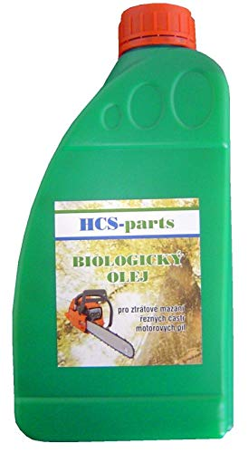 BIO - Aceite para cadenas de motosierra (1 L)