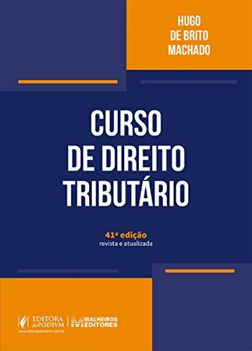 Curso de Direito Tributario - 41Ed/20