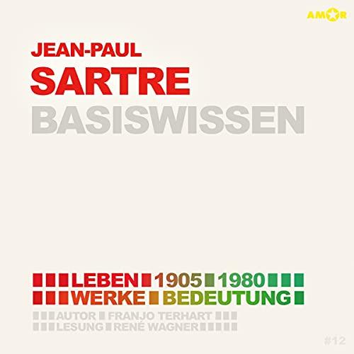 Jean-Paul Sartre (1905-1980) Basiswissen Titelbild