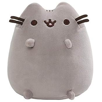 GUND Pusheen Squisheen Sitting Plush Stuffed Cat 6 Multicolor