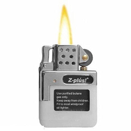 Gaseinsatz für Benzinfeuerzeug