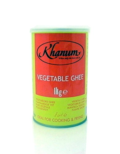 KHANUM Pure Vegetable Ghee 1 kg