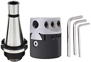 Tools Nt40 M16 Adapter Arbor+ F1 12 50Mm Boring Head Boring Tool CNC Milling Machine Tool for Engraving Machine CNC Millin...