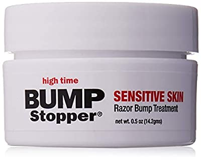 Bump Stopper High Time 1 Sensitive Skin Hair Treatment 14.2 g by Bump Stopper
