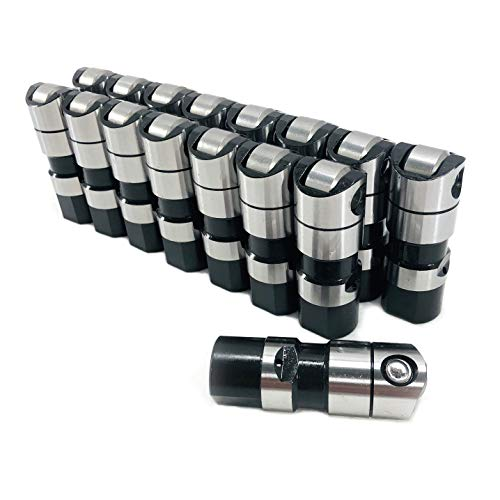 JAMSI Direct Shot Roller Lifters compatible with Ford Powerstroke Diesel 6.0 6.4 7.3 by Hylift Johnson 2104SE