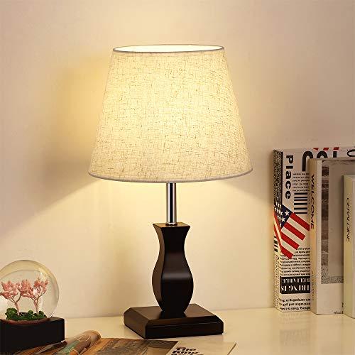 Bedside Table Lamp for Bedroom, ...