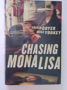 Hardcover Chasing Mona Lisa Book