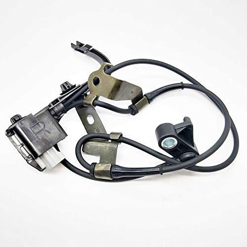 MUZIWENJU SMD GJ6A-43-70XB Top Vorne rechts Antiblockier-Brems Sensor ABS Raddrehzahlsensor GJ6A4370XB for Mazda 6 1.8 2.0 2.3