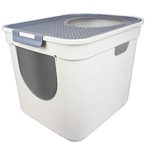SFOZSTRA TOP ENTRY CAT LITTER BOX