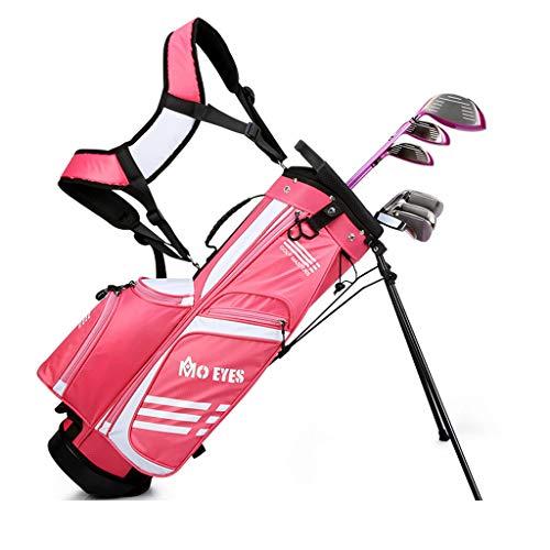 Buy Discount DIMPLEYA Junior Golf Bag Children's Waterproof Bracket Gun Bag Lightweight Portable Edi...