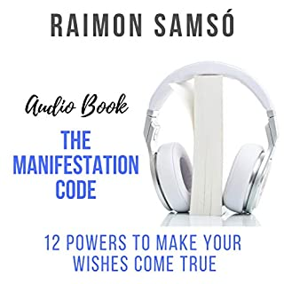 The Manifestation Code: 12 Powers to Make Your Wishes Come True audiobook cover art