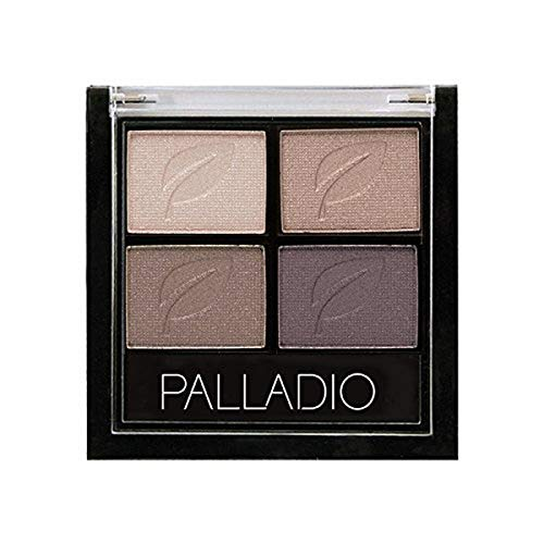 Palladio Eyeshadow Quad, Ballerina, 1 Count