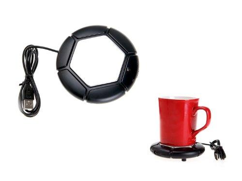 USB-Tassenwärmer, Kaffeewärmer, Büro, PC, Notebook, Tassenwärmer, Tee, Kaffee