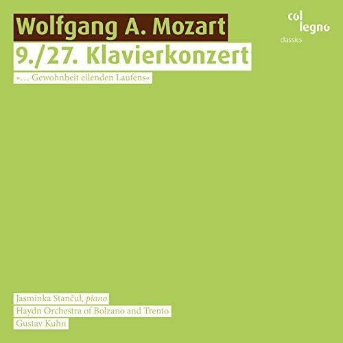 Jasminka Stancul, Gustav Kuhn & Haydn Orchestra of Bolzano and Trento