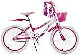 BANANAJOY Bicicletas for niños chica bicicleta rosada de la princesa niña de la bicicleta al aire libre de bicicletas Especial 3 ~ niña de 15 años pedal de la bicicleta conveniente for la hija de bici