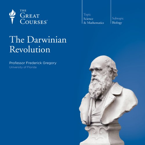 The Darwinian Revolution audiobook cover art