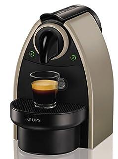 Nespresso XN2140P4 Cafetera Essenza autovisión, 1260 W, Acero Inoxidable, Visón (B008GT04OY) | Amazon price tracker / tracking, Amazon price history charts, Amazon price watches, Amazon price drop alerts