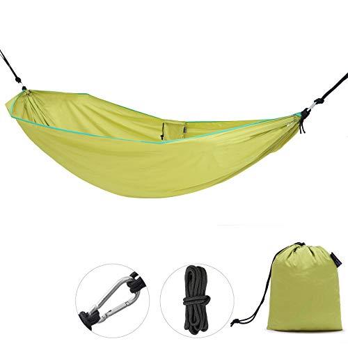 CAMEL CROWN Camping Hammock with Straps Portable Indoor Outdoor Hammocks