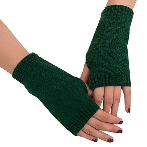 OSYARD Damen long Sleeve Gloves armeegrün einheitsgröße