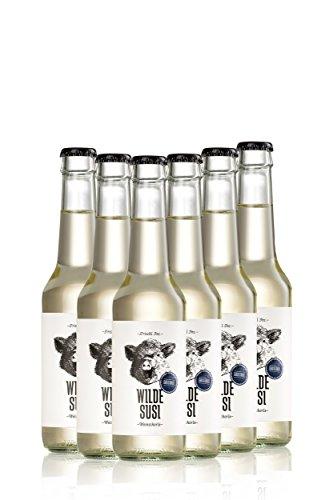 6er Wilde Susi Weinschorle (6 x 0.275) Weißweinschorle BIO und VEGAN