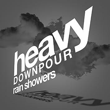Heavy Downpour: Rain Sounds