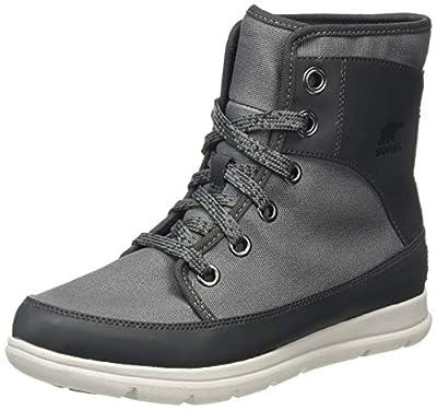 Sorel Women's Snow Boots, Grey Quarry, 41