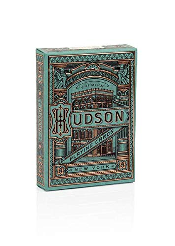 Shop4top Hudson Theory 11 Premium - Baraja de cartas mágicas