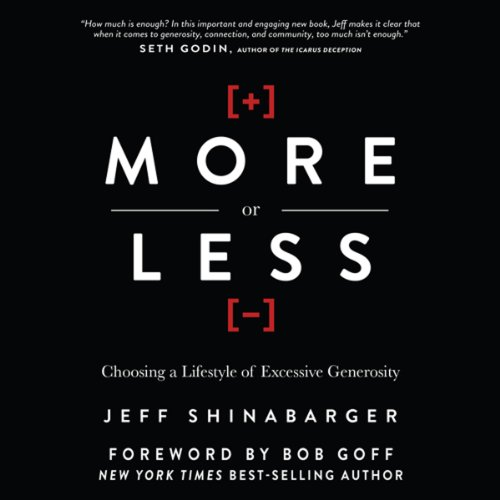 Couverture de More or Less