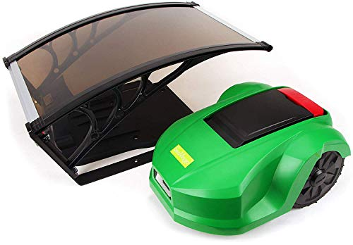 SEAMAGIC Grasshopper Pre-Programmed Robotic Lawnmower with Rain...
