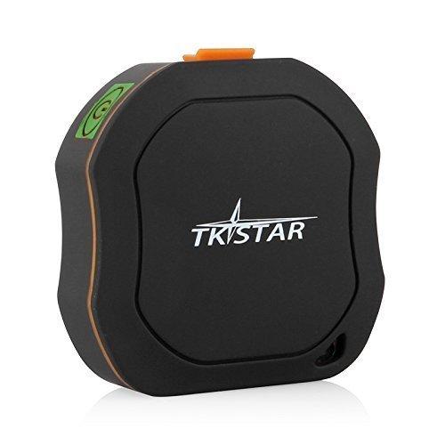 Localizador GPS para personas ágees, accesorio de localización personal con alarma SOS GPS, localizador para niños, coche, TK1000